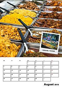 ASIA STREET FOOD - Der Küchenplaner (Wandkalender 2019 DIN A2 hoch) - Produktdetailbild 8