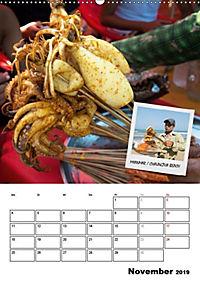 ASIA STREET FOOD - Der Küchenplaner (Wandkalender 2019 DIN A2 hoch) - Produktdetailbild 11