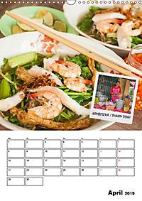 ASIA STREET FOOD - Der Küchenplaner (Wandkalender 2019 DIN A3 hoch) - Produktdetailbild 4