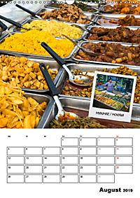 ASIA STREET FOOD - Der Küchenplaner (Wandkalender 2019 DIN A3 hoch) - Produktdetailbild 8