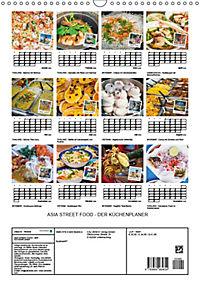 ASIA STREET FOOD - Der Küchenplaner (Wandkalender 2019 DIN A3 hoch) - Produktdetailbild 13