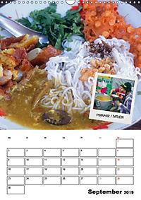 ASIA STREET FOOD - Der Küchenplaner (Wandkalender 2019 DIN A3 hoch) - Produktdetailbild 9