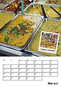 ASIA STREET FOOD - Der Küchenplaner (Wandkalender 2019 DIN A2 hoch) - Produktdetailbild 5