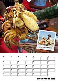 ASIA STREET FOOD - Der Küchenplaner (Wandkalender 2019 DIN A3 hoch) - Produktdetailbild 11