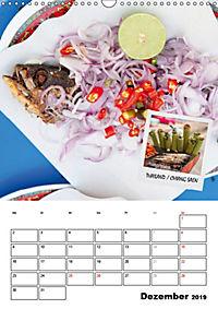 ASIA STREET FOOD - Der Küchenplaner (Wandkalender 2019 DIN A3 hoch) - Produktdetailbild 12