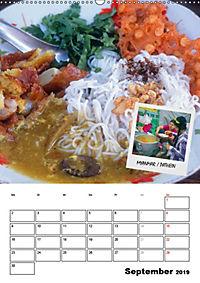ASIA STREET FOOD - Der Küchenplaner (Wandkalender 2019 DIN A2 hoch) - Produktdetailbild 9