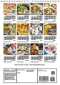 ASIA STREET FOOD - Der Küchenplaner (Wandkalender 2019 DIN A4 hoch) - Produktdetailbild 13