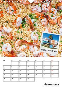 ASIA STREET FOOD - Der Küchenplaner (Wandkalender 2019 DIN A4 hoch) - Produktdetailbild 1
