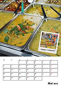 ASIA STREET FOOD - Der Küchenplaner (Wandkalender 2019 DIN A4 hoch) - Produktdetailbild 5