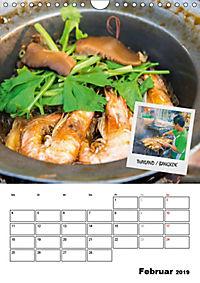 ASIA STREET FOOD - Der Küchenplaner (Wandkalender 2019 DIN A4 hoch) - Produktdetailbild 2