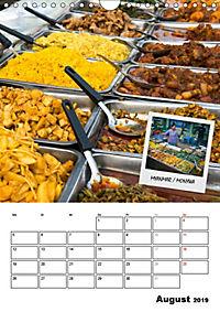 ASIA STREET FOOD - Der Küchenplaner (Wandkalender 2019 DIN A4 hoch) - Produktdetailbild 8