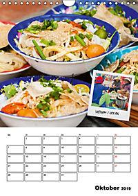 ASIA STREET FOOD - Der Küchenplaner (Wandkalender 2019 DIN A4 hoch) - Produktdetailbild 10