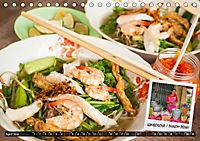 ASIA STREET FOOD - So schmeckt Asien (Tischkalender 2019 DIN A5 quer) - Produktdetailbild 4