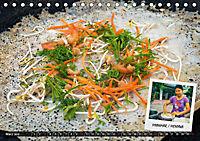 ASIA STREET FOOD - So schmeckt Asien (Tischkalender 2019 DIN A5 quer) - Produktdetailbild 3