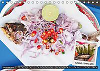 ASIA STREET FOOD - So schmeckt Asien (Tischkalender 2019 DIN A5 quer) - Produktdetailbild 12