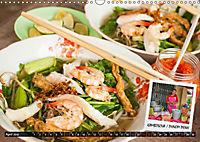 ASIA STREET FOOD - So schmeckt Asien (Wandkalender 2019 DIN A3 quer) - Produktdetailbild 4