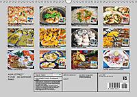 ASIA STREET FOOD - So schmeckt Asien (Wandkalender 2019 DIN A3 quer) - Produktdetailbild 13