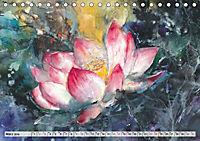 Asiatische Aquarelle (Tischkalender 2019 DIN A5 quer) - Produktdetailbild 10
