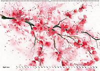 Asiatische Aquarelle (Wandkalender 2019 DIN A2 quer) - Produktdetailbild 3