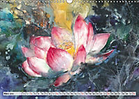 Asiatische Aquarelle (Wandkalender 2019 DIN A3 quer) - Produktdetailbild 3