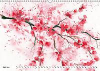 Asiatische Aquarelle (Wandkalender 2019 DIN A3 quer) - Produktdetailbild 4