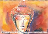 Asiatische Aquarelle (Wandkalender 2019 DIN A3 quer) - Produktdetailbild 8