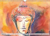Asiatische Aquarelle (Wandkalender 2019 DIN A4 quer) - Produktdetailbild 8