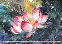 Asiatische Aquarelle (Wandkalender 2019 DIN A4 quer) - Produktdetailbild 3
