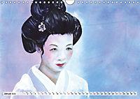 Asiatische Aquarelle (Wandkalender 2019 DIN A4 quer) - Produktdetailbild 1
