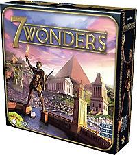 """Asmodee """"7 Wonders"""", Kennerspiel des Jahres 2011! - Produktdetailbild 1"""