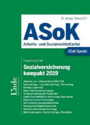 ASoK-Spezial - Sozialversicherung kompakt 2019 (f. Österreich)