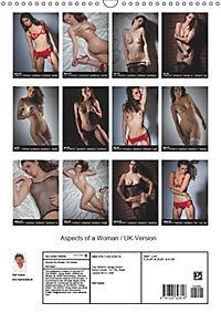Aspects of a Woman / UK-Version (Wall Calendar 2019 DIN A3 Portrait) - Produktdetailbild 13