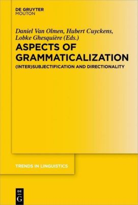 Aspects of Grammaticalization