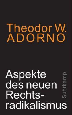 Aspekte des neuen Rechtsradikalismus - Theodor W. Adorno |