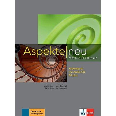 Aspekte Neu Mittelstufe Deutsch Arbeitsbuch B1 Plus M Audio Cd