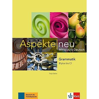 Aspekte Neu Mittelstufe Deutsch Grammatik B1 Plus C1 Buch