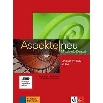 Aspekte Neu Mittelstufe Deutsch Lehrbuch B1 Plus M Dvd Rom