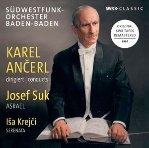 Asrael/Serenata Für Orchester, Karel Ancerl, Soswf