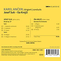 Asrael/Serenata Für Orchester - Produktdetailbild 1