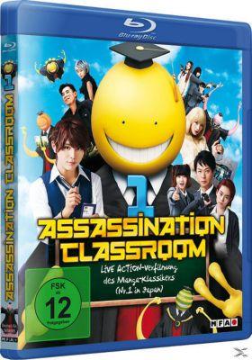 Assassination Classroom - Realfilm