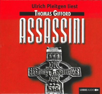 Assassini, 7 Audio-CDs, Thomas Gifford