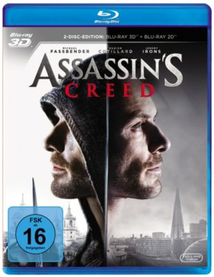 Assassin's Creed - 3D-Version