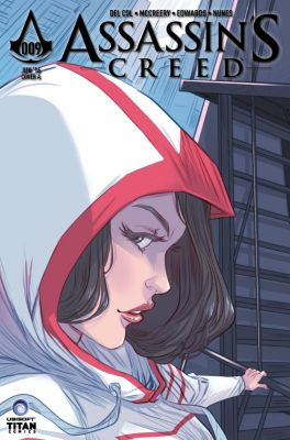 Assassin's Creed: Assassins: Assassin's Creed: Assassins #9, Conor McCreery, Anthony Del Col