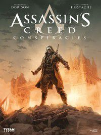 Assassin's Creed Conspiracies (2018): Assassin's Creed Conspiracies (2018), Issue 1, Guillaume Dorison