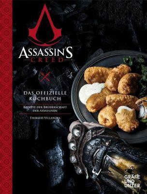 Assassin's Creed - Das offizielle Kochbuch, Thibaud Villanova