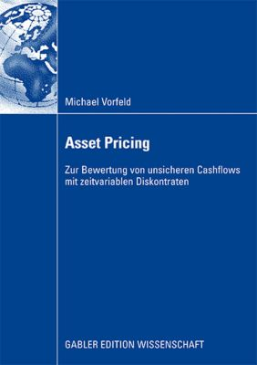 Asset Pricing, Michael Vorfeld