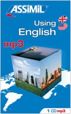 Assimil Englisch in der Praxis (für Fortgeschrittene): Using English, 1 MP3-CD