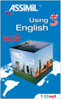 Assimil Englisch in der Praxis (für Fortgeschrittene): Using English, 1 MP3-CD
