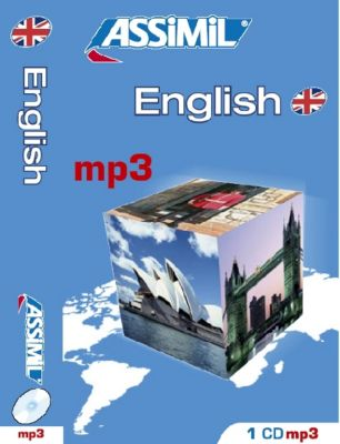 Assimil Englisch ohne Mühe: English, mp3-CD