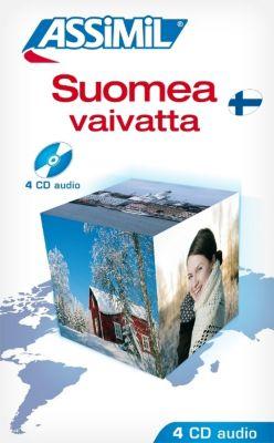 Assimil Finnisch ohne Mühe: Suomea vaivatta, 4 Audio-CDs; Asssimil Finnisch ohne Mühe, 4 Audio-CDs